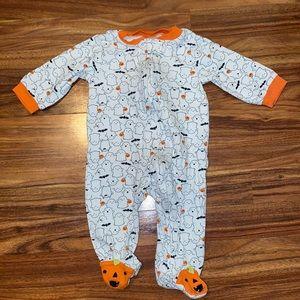 💙 5 for $25 | Carter's | Zipper Footie PJs | Baby